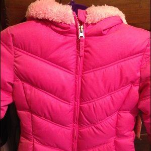 Brand new girls winter coat